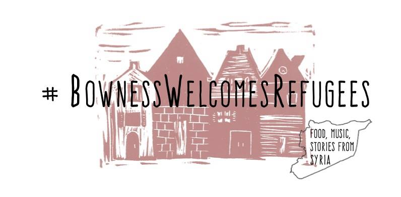 BownessWelcomesRefugees